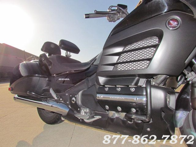 2013 Honda GOLD WING F6B DELUXE GL1800BDD GOLD WING F6B DELUXE McHenry, Illinois 26