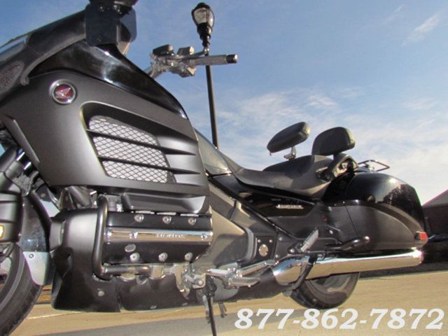 2013 Honda GOLD WING F6B DELUXE GL1800BDD GOLD WING F6B DELUXE McHenry, Illinois 27