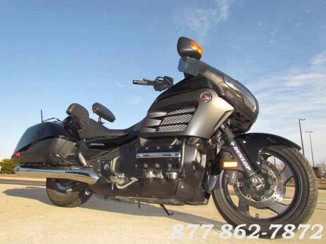 2013 Honda GOLD WING F6B DELUXE GL1800BDD GOLD WING F6B DELUXE McHenry, Illinois 31