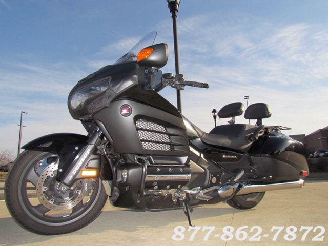 2013 Honda GOLD WING F6B DELUXE GL1800BDD GOLD WING F6B DELUXE McHenry, Illinois 33