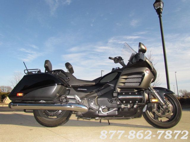 2013 Honda GOLD WING F6B DELUXE GL1800BDD GOLD WING F6B DELUXE McHenry, Illinois 37