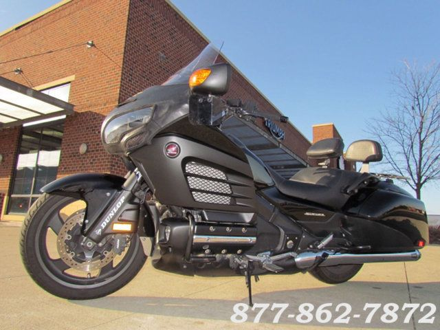 2013 Honda GOLD WING F6B DELUXE GL1800BDD GOLD WING F6B DELUXE McHenry, Illinois 4