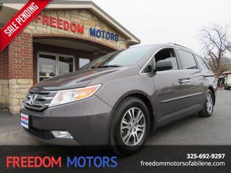 2013 Honda Odyssey EX-L | Abilene, Texas | Freedom Motors  in Abilene,Tx Texas