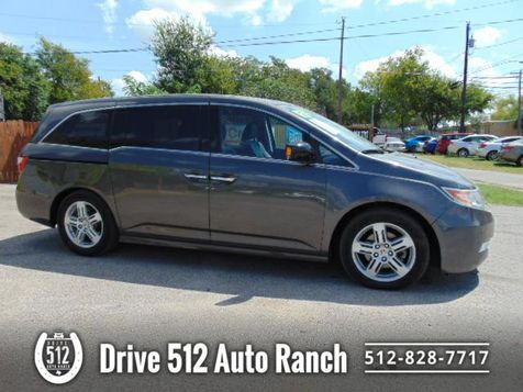 2013 Honda ODYSSEY TOURING DVD LEATHER NICE! in Austin, TX