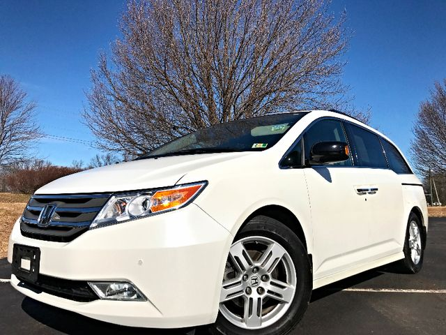2013 Honda Odyssey Touring Leesburg, Virginia 0