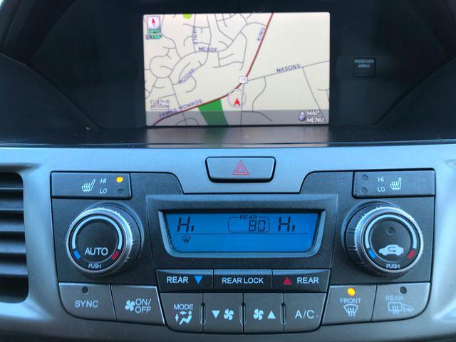 2013 Honda Odyssey Touring Leesburg, Virginia 28