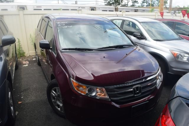 2013 Honda Odyssey LX Richmond Hill, New York 1