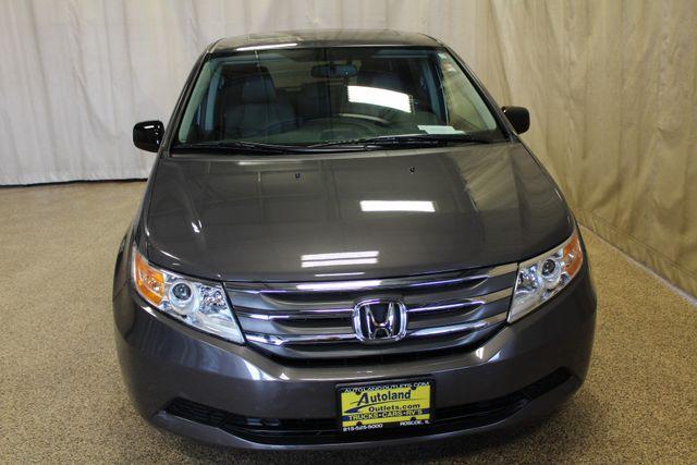 2013 Honda Odyssey EX-L Roscoe, Illinois 2