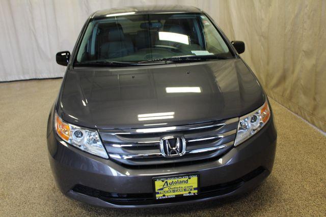 2013 Honda Odyssey EX-L Roscoe, Illinois 4