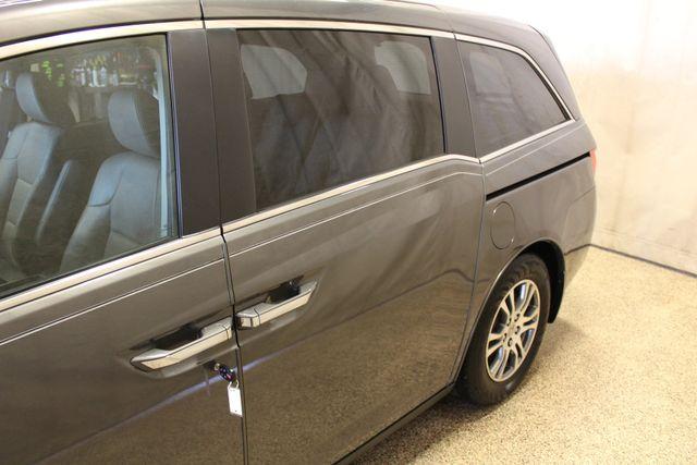 2013 Honda Odyssey EX-L Roscoe, Illinois 8