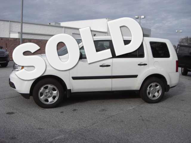 2013 Honda Pilot LX SUPER SHARP VEHICLE CLEAN INSIDE AND OUT LOW MILES21 000 MILES VIN 5FNYF