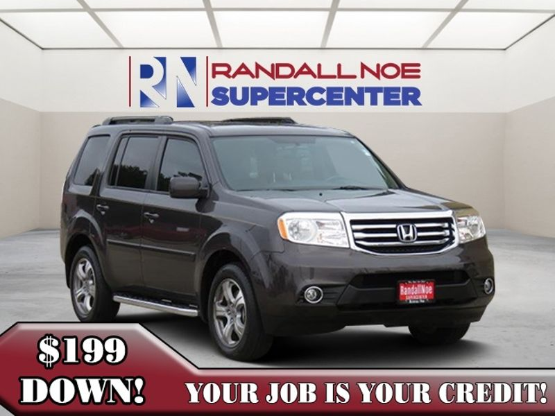 2013 Honda Pilot EX-L | Randall Noe Super Center in Tyler TX