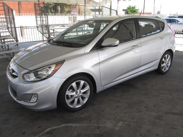 2013 Hyundai Accent 5-Door GS This particular vehicle has a SALVAGE title Please call or email to