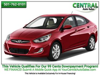 2013 Hyundai Accent 5-Door GS | Hot Springs, AR | Central Auto Sales in Hot Springs AR