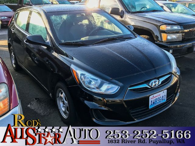 2013 Hyundai Accent 5-Door GS The CARFAX Buy Back Guarantee that comes with this vehicle means tha