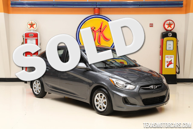 2013 Hyundai Accent GLS This Carfax 1-Owner 2013 Hyundai Accent GLS is in grea