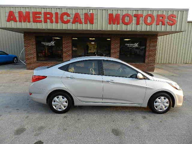 2013 Hyundai Accent GLS | Brownsville, TN | American Motors of Brownsville in Brownsville TN