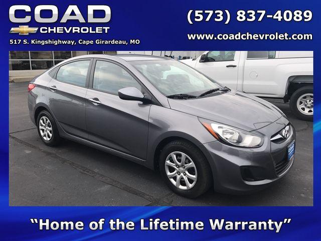 2013 Hyundai Accent GLS Cape Girardeau, Missouri 0
