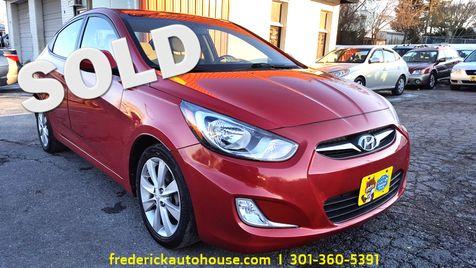 2013 Hyundai Accent GLS in Frederick, Maryland