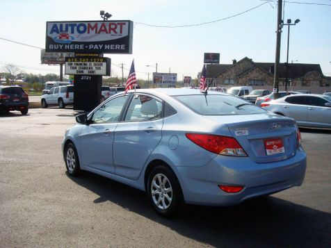 2013 Hyundai Accent GLS   Nashville, Tennessee   Auto Mart Used Cars Inc. in Nashville, Tennessee