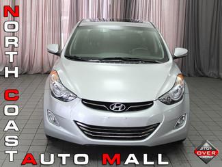2013 Hyundai Elantra 4dr Sedan Automatic Limited in Akron, OH