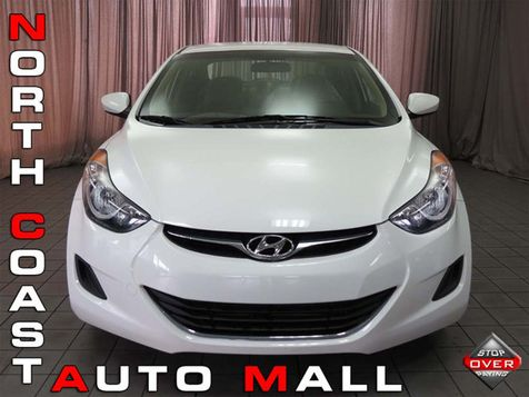 2013 Hyundai Elantra GLS PZEV in Akron, OH