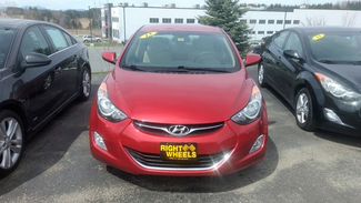 2013 Hyundai Elantra GLS  city Vermont  Right Wheels LLC  in Derby, Vermont
