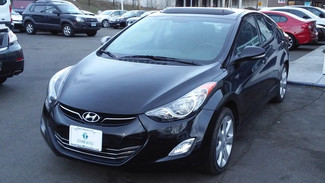 2013 Hyundai Elantra Limited East Haven, CT