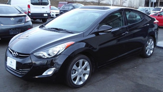 2013 Hyundai Elantra Limited East Haven, CT 1