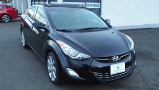 2013 Hyundai Elantra Limited East Haven, CT 3