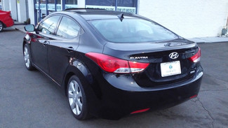 2013 Hyundai Elantra Limited East Haven, CT 32