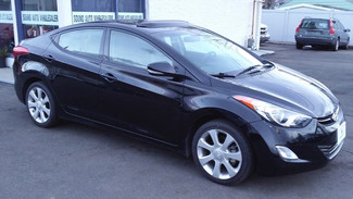 2013 Hyundai Elantra Limited East Haven, CT 4