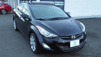 2013 Hyundai Elantra Limited East Haven, CT 3