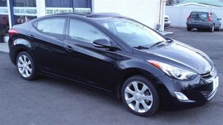 2013 Hyundai Elantra Limited East Haven, CT 4