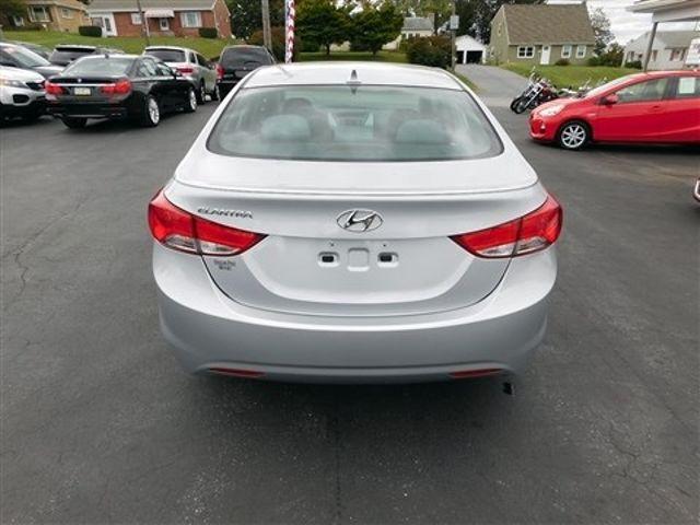 2013 Hyundai Elantra GLS Ephrata, PA 4