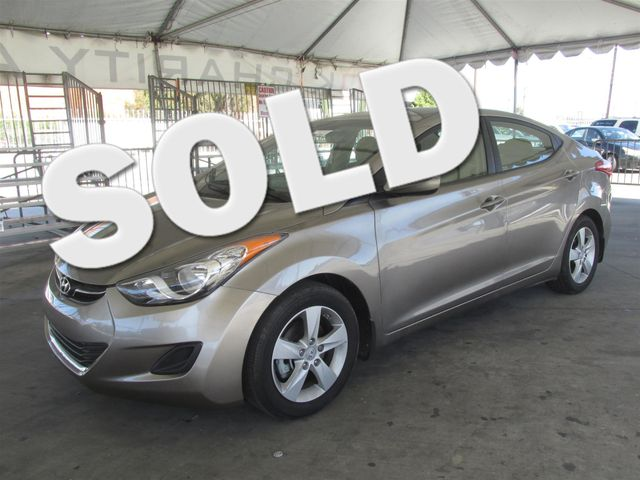 2013 Hyundai Elantra GLS PZEV This particular vehicle has a SALVAGE title Please call or email to