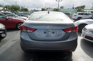 2013 Hyundai Elantra Limited Hialeah, Florida 4