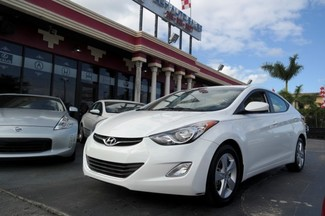 2013 Hyundai Elantra Limited Hialeah, Florida
