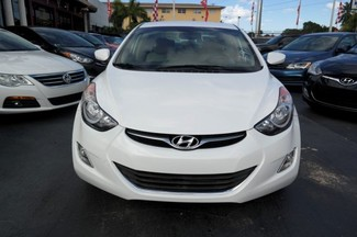 2013 Hyundai Elantra Limited Hialeah, Florida 1
