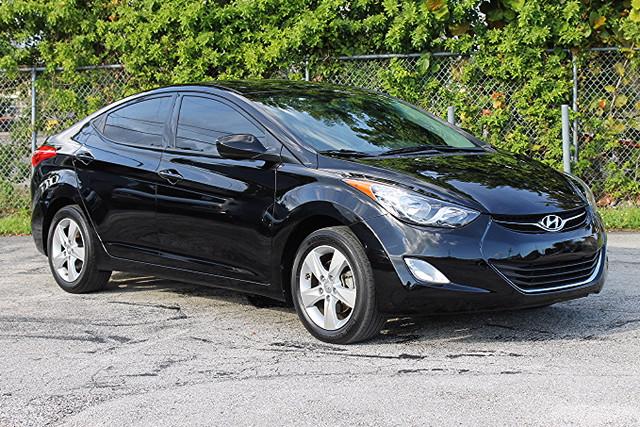 2013 Hyundai Elantra GLS  WARRANTY CARFAX CERTIFIED 1 OWNER 8 SERVICE RECORDS GAS SAVER FL