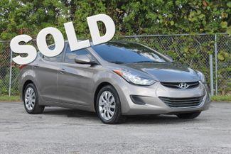 2013 Hyundai Elantra GLS Hollywood, Florida