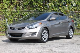 2013 Hyundai Elantra GLS Hollywood, Florida 14