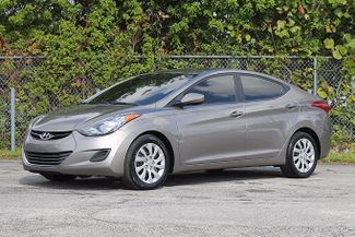 2013 Hyundai Elantra GLS Hollywood, Florida 10