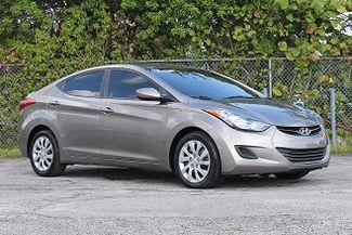 2013 Hyundai Elantra GLS Hollywood, Florida 1