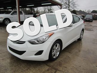 2013 Hyundai Elantra GLS Houston, Mississippi