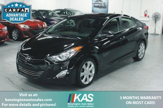2013 Hyundai Elantra Limited Technology Kensington, Maryland
