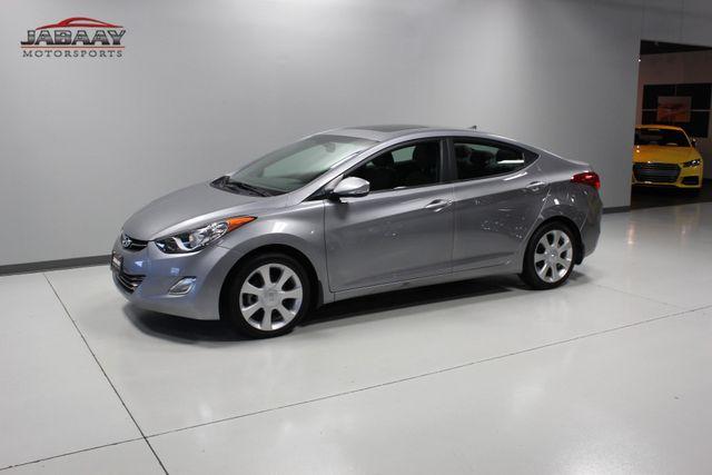 2013 Hyundai Elantra Limited Merrillville, Indiana 34
