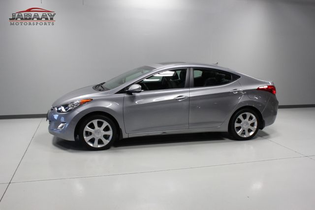 2013 Hyundai Elantra Limited Merrillville, Indiana 35