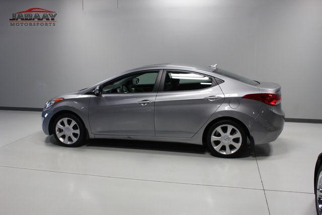 2013 Hyundai Elantra Limited Merrillville, Indiana 37