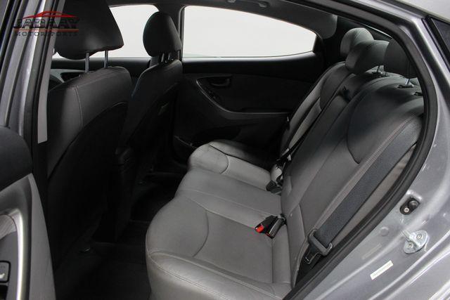 2013 Hyundai Elantra Limited Merrillville, Indiana 12